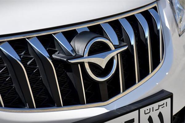 لوگو خودرو هایما S7 پلاس