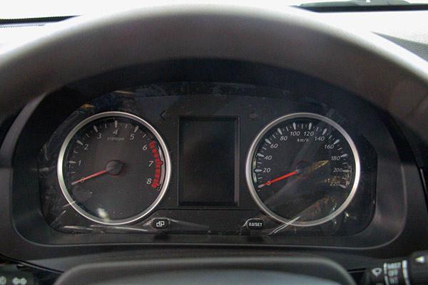 نمایشگر پشت فرمان خودرو SX5