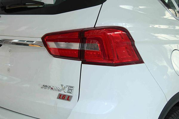 چراغ عقب ماشین فردا SX5 سفید رنگ