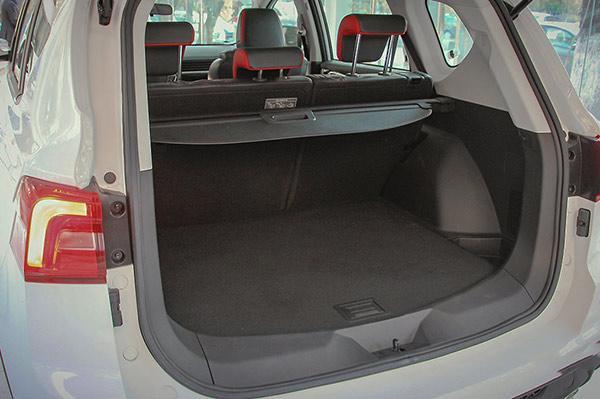 صندوق عقب خودرو SX5 فرداموتورز