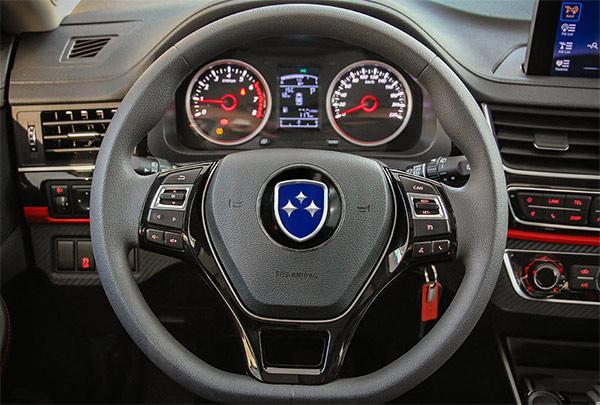 فرمان ماشین فردا SX5