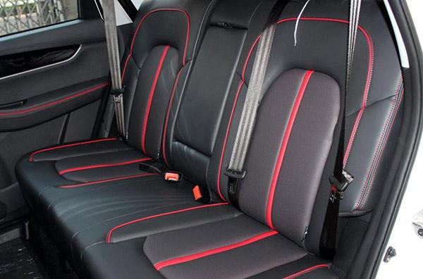 ردیف صندلی های عصب ماشین SX5 فرداموتورز