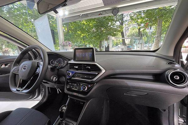 طراحی داخلی و کابین خودرو فردا 511
