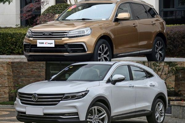 مقایسه ارزش خرید کوپا تی 210 ریگان خودرو با دیگنیتی ix5